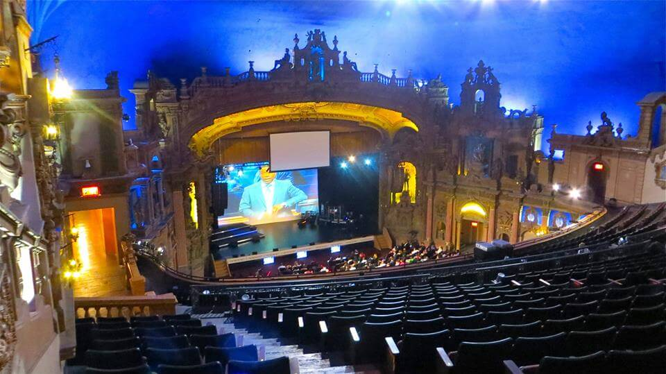 Jbl Sound System >> Loew's Paradise Theater « Church Audio Systems Atlanta