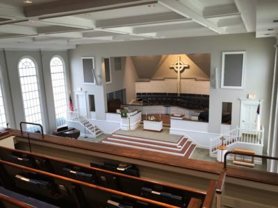 Church Audio Systems Atlanta - Sound Principles Pro